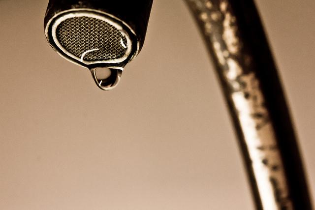 Hilfe Der Wasserhahn Tropft Was Kann Ich Tun
